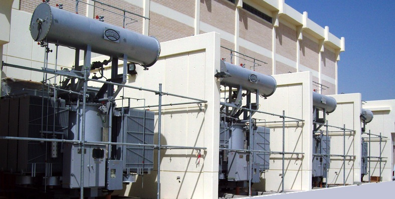 Power Transformer Mobile Substation 69kv 63mva With Iron